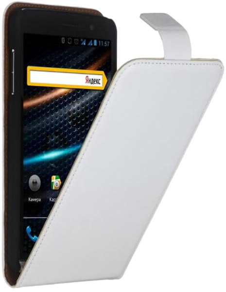 чехол Explay Ultraslim Explay Vega white