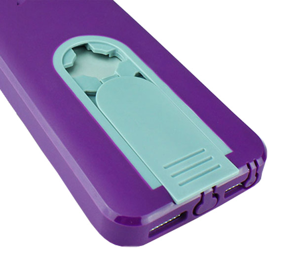 накладка X-Guard iPhone 5s/SE purple