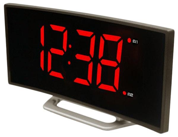 Настенные электронные часы с большими цифрами своими руками 80