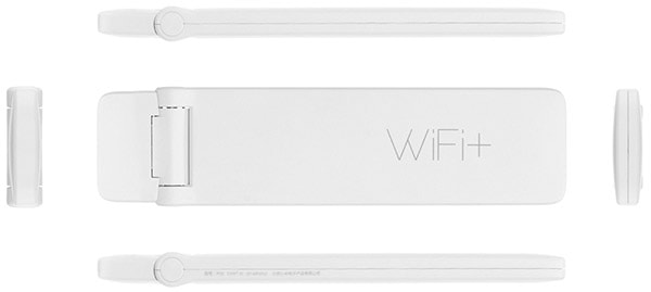 усилитель Wi Fi сигнала Xiaomi Amplifier 2 (R02) white