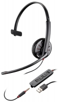 Гарнитура jack 3 5 mm 4 pin Plantronics BlackWire C315.1-M