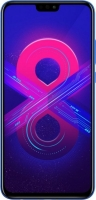 "4G смартфон Honor 8X 6.5"" 64Gb LTE blue"